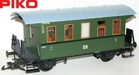 Piko G Personenwagen 2. Klasse der DR - NEU