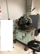 Stone Machinery Abrasive Cutoff Saw 3PH /7.5 HP /2500 RPM (M75)