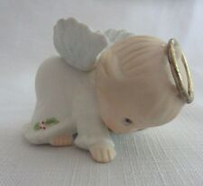 """ANGEL CRAWLING"" ENESCO MOREHEAD HOLLY BABES FIGURINE  - 1987"