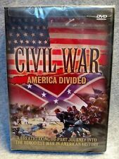 Civil War America Divided (DVD, 2008, 3-Disc Set)