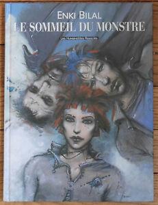 Enki BILAL: Le DOMMEIL du MONSTRE Les HUMANOÏDES ASSOCIES - 2003