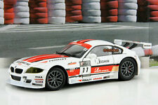 Italy Motorama Brand 1:24 BMW Z4M Coupe WTCC Racing Car Diecast Model