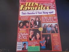Cher, The Carpenters, Richard Hatch, Donny Osmond - Teen Favorites Magazine 1977