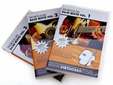 Virtuosso Curso De Bajo Sexto En DVD