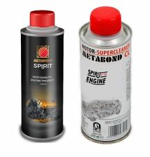 Metabond Spirit + CL (Lavaggio motore + Trattamento motore auto)