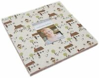 "Cottontail Cottage Moda Layer Cake 42 100% Cotton 10"" Precut Quilt Squares"