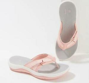CLOUDSTEPPERS by Clarks Sport Thong Sandals - $42 TINI {&}