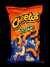 USA Imported Cheetos Puffs 255.1g Bag