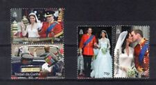 Elizabeth II (1952-Now) Colony Multiple British Colony & Territory Stamps