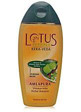 Lotus Kera-Veda Amlapura Shikakai- Amla Herbal Shampoo 200ml