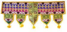 Radlisha Krisha Toran 98cm x 37cm. Oriental exquisite window/door display.