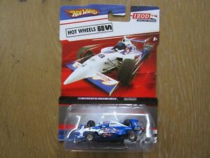 HOT WHEELS Indy Car Series IZOD #68 HONDA Team Racing INDYCAR Red Line Tires NIP