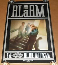 The Alarm Eye of the Hurricane Poster Original Promo 35x23