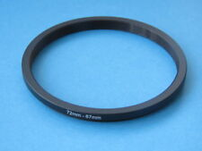 72mm to 67mm Stepping Step Down Ring Camera Filter Adapter Ring 72-67mm