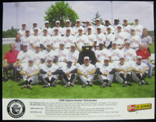 Salem-Keizer Volcanoes 1998 Team Photo Northwest League San Francisco Giants