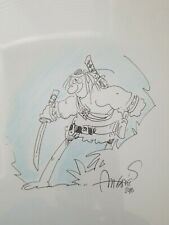 Groo Original Art Drawing by Sergio Aragones Mad Magazine Wanderer CGC Sketch