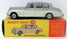 Voitures, camions et fourgons miniatures Dinky pour Rolls-Royce