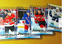 2019-20 Upper Deck Hockey 6 Card Mystery Pack Guaranteed 1 Young Guns Per Pack