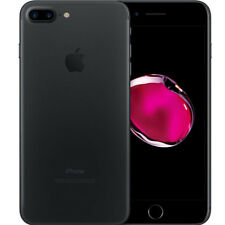Apple iPhone 7 Plus 128GB Schwarz (Entsperrt/Ohne Sim) - 1 Jahr Garantie
