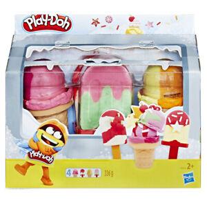 Play-Doh Ice Pops 'n Cones Freezer Play Set