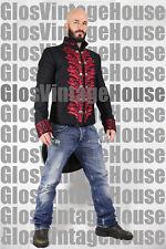 Mens coat Victorian Jacket top wedding morning dress tailcoat Shrine 38 40 42 44