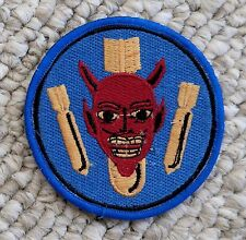 """Air Force 351st Bomb Group 510 Squadron Repro WWII 3"""" Patch"""