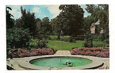 Fountain - Kingwood Center 900 Park Ave. West, Mansfield OH Postcard 022514