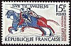 STAMP / TIMBRE DE FRANCE NEUF 1958 LUXE N° 1172 ** TAPISSERIE REINE MATHILDE