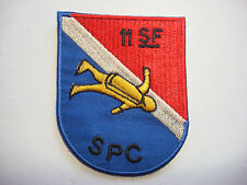 US 11th Special Forces Group (Airborne) Sport Parachute Club SPC Patch