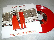 "The White Stripes - Hotel Yorba/Rated X (live) - ltd.col. 7"" Single Vinyl"