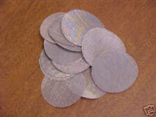 25 STAINLESS STEEL SCREEN FILTER DISKS BLANKS # 3 FREE SHIPING