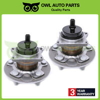 Pair of 2 Rear Left Right Wheel Bearing Hub Assembly For Scion XB W/ABS 512418
