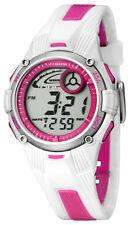 Calypso Kinderuhr by Festina Kids weiß pink K5558/2 Armbanduhr 10 ATM