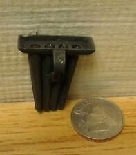 Dollhouse Minature Harmony Forge Handcrafted Candle Mold tin finish.1:12 scale