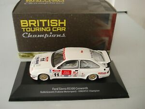 FORD SIERRA - BRITISH TOURING CAR CHAMPIONS -1/43- ATLAS - SIERRA RS500 COSWORTH