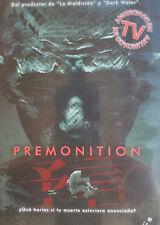 PREMONITION DVD Hiroshi Mikami Daisuke Ban Mayumi Ono Movie Film UK Brand NEW R2