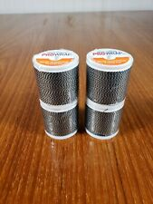 TWT 2001 PRO WRAP NYLON TIGER SIZE A THREAD WITH 85YD SPOOLS - 4 Count Total