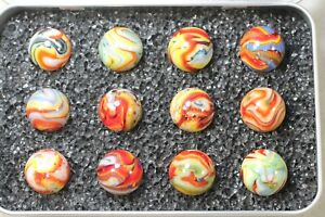 """Jabo """"Indian Summer"""" Box of Marbles"""