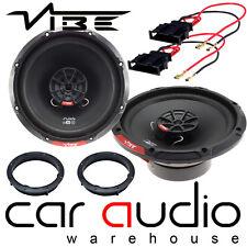"""VW Polo 6N2 1999-2003 SONY 16cm 6.5/"""" 520 Watts 2 Way Rear Door Car Speakers"""