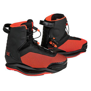 Ronix 2019 Parks (Engineered Caffeinated/Black) Wakeboard Boots-8-9