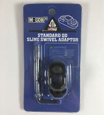 UTG TLUSW001 PRO M-LOK Standard QD Sling Swivel Adaptor Black