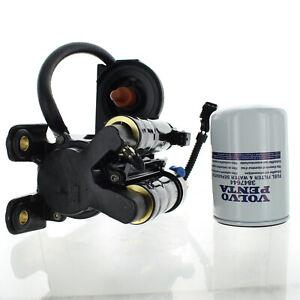 Volvo Penta New OEM 4.3/5.0/5.7L Electric Fuel Pump Assembly, 21608511, 23306461