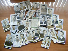 Sport: Football Collectable Gallaher Cigarette Cards