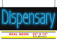 "Dispensary Neon Sign | Jantec | 32"" x 13"" 