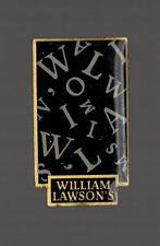 Pin's boisson / William Lawson - Whisky