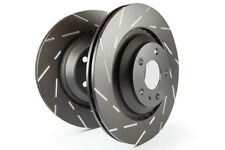 EBC Rear Grooved Brake Discs 290mm fits Toyota GT86 / BRZ