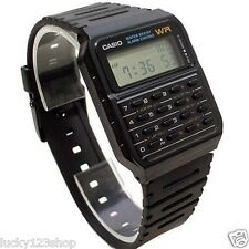 CA-53W-1Z BLACK NEW CASIO WATCH RETRO CALCULATOR TOP CA53 CLASSIC