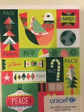 Unicef Multi-lingual Holiday Cards 12ct