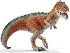 Schleich 14543 Giganotosaurus Orange Toy Dinosaur Hand Painted Figurine - New