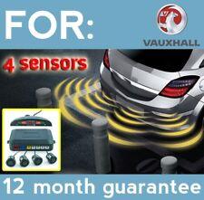 Reverse Reversing Parking Sensor Kit Vauxhall Zafira